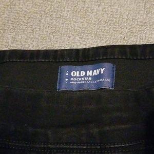 Old Navy Rockstar Skinny Jean's